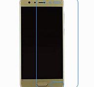 Недорогие -Закаленное стекло Защитная плёнка для экрана для Huawei Huawei Honor 9 Защитная пленка для экрана HD Уровень защиты 9H Взрывозащищенный