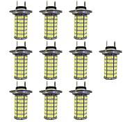 Lampada 4W h7 120smd2835 foglight per auto bianco dc12v 10pcs