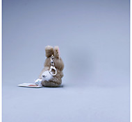 Bag / Phone / Keychain Charm Cartoon Toy Faux Fur Cell Phone Charms