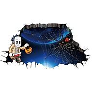 economico -2017 nuovo 45 * 60 cm decalcomania del tappeto di halloween e decorazione adesivi murali