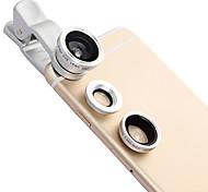 Недорогие -Lieqi lq-601 объектив для объективов с оптическими линзами широкоугольный объектив макросъемка алюминиевый 10-кратный сотовый телефон