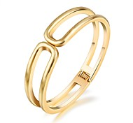 Han edition titanium steel rose gold hollowed-out open hand ring Roman numeral set diamond bracelet student 100 build jewelry tide