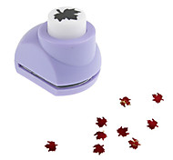 cheap -Craft Punch Maple leaf Jef Scrapbooking Flower Paper Puncher
