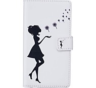 Case For Apple iPhone 7 Plus 7 Case Cover Card Holder Wallet with Stand Flip Pattern Full Body Case With Stylus Sexy Lady PU Leather 6s Plus 6s 5s se