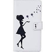 Caso para maçã iphone 7 mais 7 estojo porta cartão porta carteira com stand flip padrão caixa de corpo completo com stylus sexy senhora pu