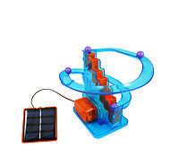 cheap -Solar Powered Toys DIY KIT Science & Discovery Toys Toys Circular Solar-Powered DIY Not Specified Pieces