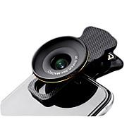 fanbiya cellulare obiettivo 20x lega di alluminio lente a macroistruzione per huawei iphone per iphone 8 7 galassia samsung s8 s7