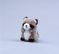 мешок / телефон / брелок шарм мультфильм игрушка искусственный мех сотовый телефон прелести