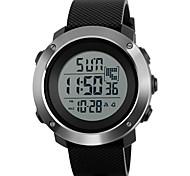 Недорогие -SKMEI Муж. Для мужчин Спортивные часы Армейские часы Наручные часы Цифровой Будильник Календарь Защита от влаги Хронометр