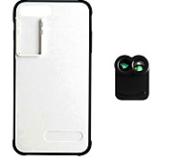 XIHAMA TZ-10 Mobile Phone Lens With Case 4X Long Focal Lens 180 Fish-Eye Lens Aluminium Alloy Glass For iPhone 7 Plus