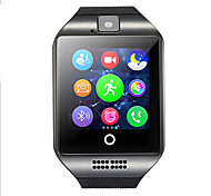 Relógio InteligenteCalorias Queimadas Pedômetros Tora de Exercicio Esportivo Câmera Controle APP Rádio FM Informação Chamadas com Mão
