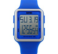 SKMEI 1139 Women LED Digital Watch Student Outdoor Sports Watches Fashion Casual Boy Girls Waterproof Wristwatches Relogio