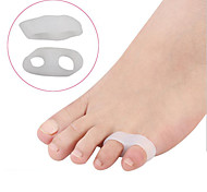 cheap -Foot Massager Toe Separators & Bunion Pad Massage Posture Corrector Protective Orthotic Eases pain Massage