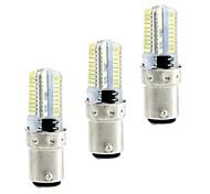 abordables -BRELONG® 1pc 4W 360 lm G9 Bombillas LED de Mazorca 80 leds SMD 3014 Regulable Blanco Cálido Blanco 220 V 110