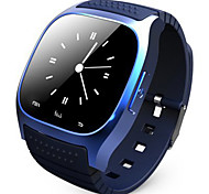 cheap -RWATCH M26 Wearable Smartwatch,Media Control/Hands-Free Calls/Pedometer/Anti-lost for Android/iOS