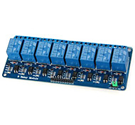 ключи md0013 релейный модуль 8-канальный 5v для электронных устройств электроприборов arduino diy