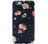For iPhone X iPhone 8 iPhone 7 iPhone 7 Plus Case Cover Ultra-thin Pattern Back Cover Case Flower Soft TPU for Apple iPhone X iPhone 8