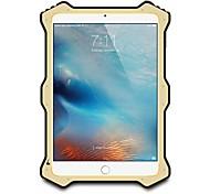 Недорогие -для корпуса крышка вода / грязь / ударопрочный корпус корпус твердый цвет твердый металл для apple ipad mini 4 ipad mini 3/2/1