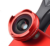 PALMEEDOR Mobile Phone Lens 0.6X  Wide-Angle Lens 10X Macro Lens Aluminium Alloy  For Android Cellphone iPhone