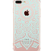 For iPhone 7 iPhone 7 Plus Case Cover Ultra-thin Pattern Back Cover Case Lace Printing Soft TPU for Apple iPhone 7 Plus iPhone 7 iPhone