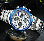 Men's Kid's Sport Watch Military Watch Digital Watch Japanese Quartz Calendar Chronograph Water Resistant / Water Proof LCD Stopwatch