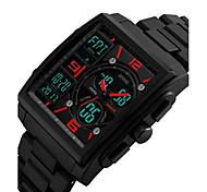cheap -Men's Sport Watch Military Watch Wrist watch Digital Watch Japanese Quartz Calendar / date / day Chronograph Water Resistant / Water