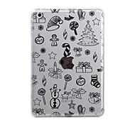 cheap -Case For Apple iPad Mini 4 iPad Mini 3/2/1 iPad 4/3/2 iPad Air 2 iPad Air iPad 10.5 iPad Pro 12.9'' iPad (2017) Transparent Pattern Back
