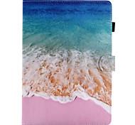 economico -Custodia Per Apple iPad 4/3/2 iPad Air 2 iPad Air Porta-carte di credito A portafoglio Con supporto Con chiusura magnetica