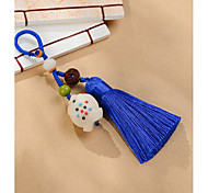 сумка / телефон / брелок charms кисточка полиэстер tagua галстук сотовый телефон прелести