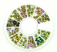 cheap -Rhinestones Nail Jewelry Glitters Fashion High Quality Daily