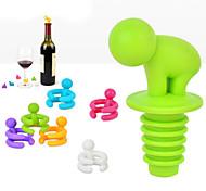 Недорогие -Винные пробки Пластик, Вино Аксессуары Высокое качество творческийforBarware 1.0*1.0*1.0cm см 0.095kg кг
