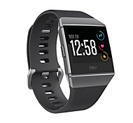 For Fitbit Ionic Soft Silicone Replacement Sport Band Strap Smart Fitness Watch