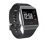 Недорогие -для fitbit ионной мягкой силиконовой замены спортивный ремень ленты умный фитнес-часы