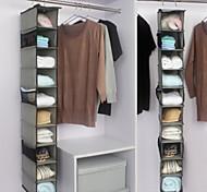 baratos -Têxtil Plástico Oval Amiga-do-Ambiente Multifunções Alta qualidade Casa Organização, 1pç Sacos de Armazenamento