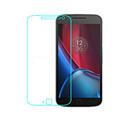 cheap -Screen Protector Motorola for MOTO G4 Tempered Glass 1 pc Front Screen Protector 2.5D Curved edge 9H Hardness High Definition (HD)