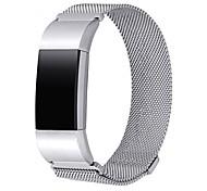 металлическая лента для фиттинга зарядка 2jewelry аксессуары браслет с магнитной застежкой-серебром