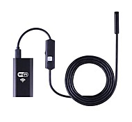 Wifi Endoscope Camera 8MM 2M Waterproof HD USB Endoskop Inspection Borescope for Android IOS PC Snake Vedio Endoscopic