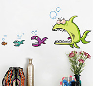 cheap -Animal Wall Stickers Plane Wall Stickers Decorative Wall Stickers,Plastic Material Home Decoration Wall Decal