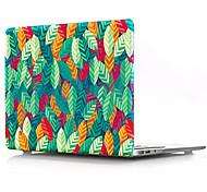 """Недорогие -MacBook Кейс для Плитка дерево Поликарбонат Новый MacBook Pro 15"""" Новый MacBook Pro 13"""" MacBook Pro, 15 дюймов MacBook Air, 13 дюймов"""