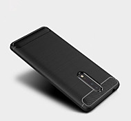 cheap -Case For Nokia Frosted Back Cover Solid Color Soft TPU for Nokia 8 Nokia 6 Nokia 5 Nokia 3