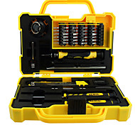 REWIN® TOOL 43pcs Professional Electric Screwdriver Set for Home Using