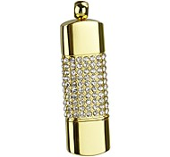 8G U Disk Crystal  Pen Drive  Pen Drive Jewelry Usb Flash Drive USB 2.0 Christmas Gift