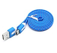 abordables -USB 3.1 Cable adaptador, USB 3.1 to USB 3.1 Tipo C Cable adaptador Macho - Macho 2,0 m (6.5 pies) 10 Gbps