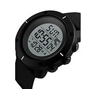 SKMEI -1213 Relógio Inteligente Impermeável Suspensão Longa Relogio Despertador Temporizador Multifunções Vestível Informação Função de