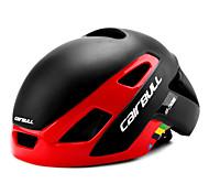 CAIRBULL 2017 New Unisex Ultralight EPS Bike Helmets 10 Vents Cycling Helmet 8 Color 54-60cm
