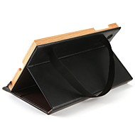 For Case Cover with Stand Flip 360° Rotation Auto Sleep/Wake Up Full Body Case Solid Color Hard Genuine Leather for Apple iPad Air iPad