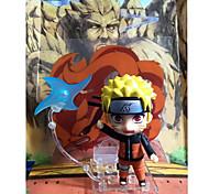 Anime Action-Figuren Inspiriert von Naruto Naruto Uzumaki 10 CM Modell Spielzeug Puppe Spielzeug