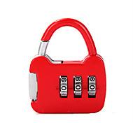 Недорогие -6422 цинковый сплав замок навесной замок 3 знака пароль гимнастический зал общежитие шкаф замка мини замок блокировка замок замок