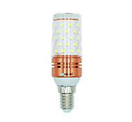 1 pc 12W E14 LED Corn Lights 60 leds SMD 2835 Warm White White Dual Light Source Color 1000lm 3000-3500  6000-6500  3000-6500K AC 220-240