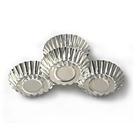 Недорогие -Формы для пирожных Для Egg Металл Инструмент выпечки